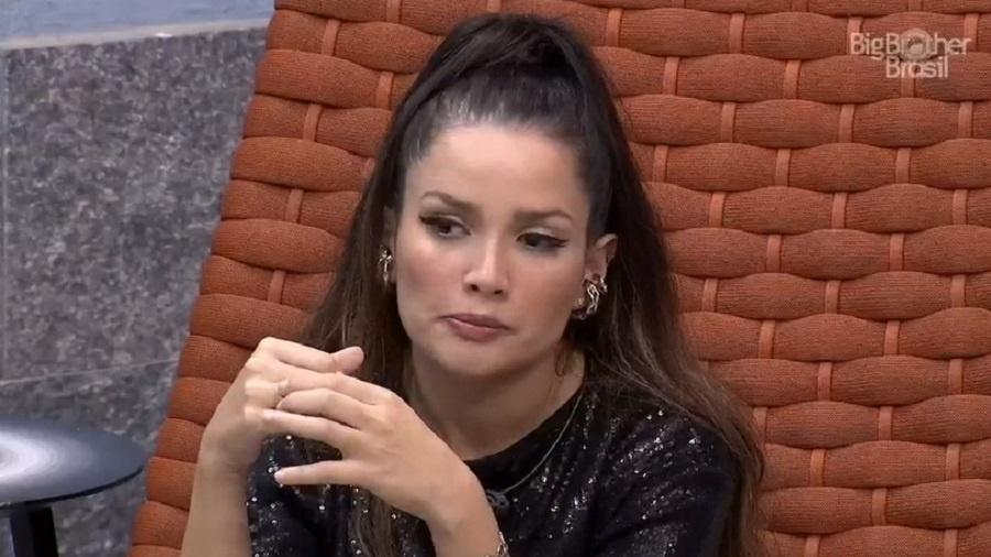 BBB 21: Juliette explica relação conturbada com Sarah e Gilberto - Reprodução/Globoplay
