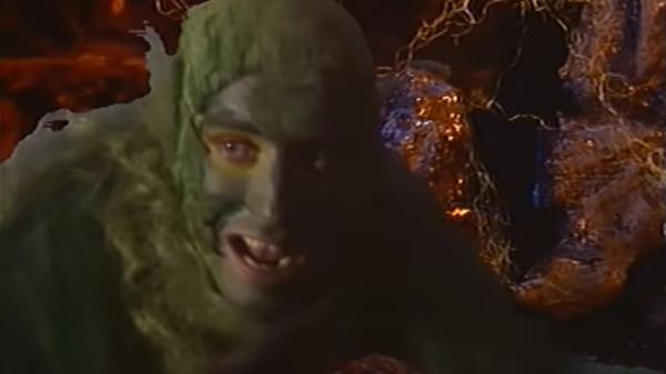 A criatura Gollum na versão soviética de 'O Senhor dos Anéis'