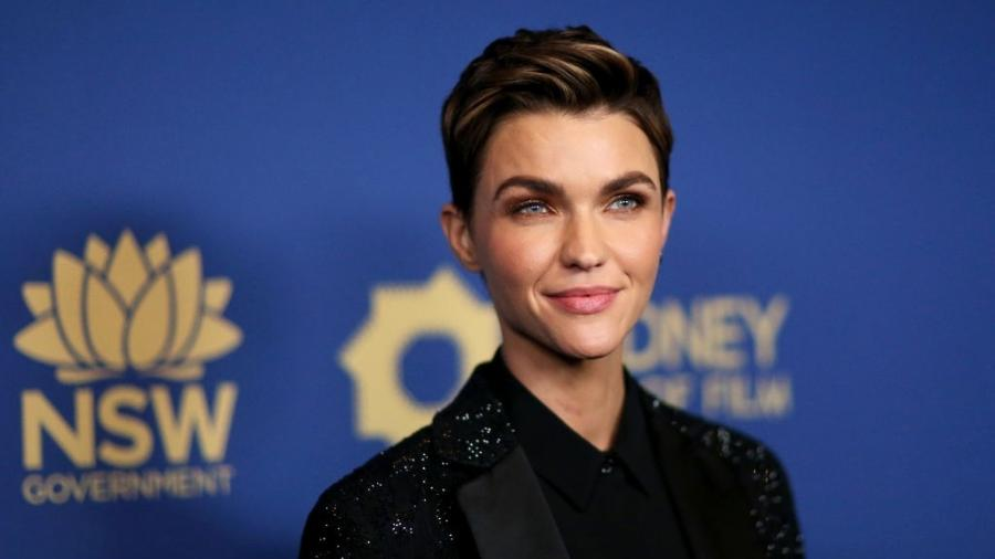 23.out.2019 - A atriz Ruby Rose  - Phillip Faraone / WireImage