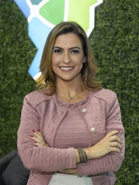 A senadora Soraya Thronicke é líder do PSL Mulher e participa da CPI da Covid - Reprodução