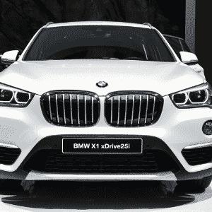 BMW X1 2016 - Murilo Góes/UOL