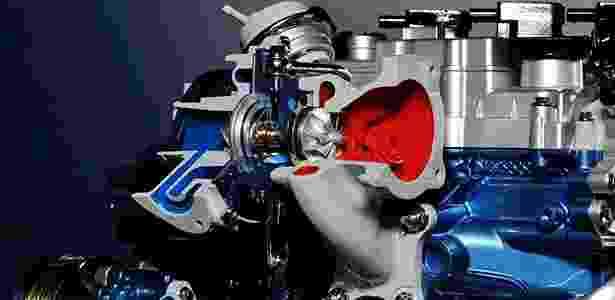 Motor 1.0 EcoBoost (125 cv e 17,3 kgfm) tem desempenho semelhante ao de um 1.6 - Divulgação - Divulgação