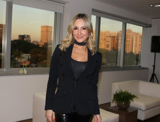 A cantora Claudia Leitte, que se prepara para se lançar em carreira internacional - Thiago Duran/AgNews