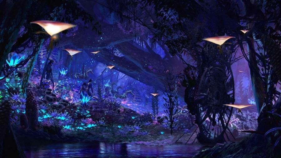 """Cena do filme """"Avatar"""" (2009) - Reprodução"""
