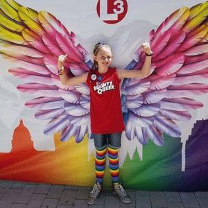 Savannah tem 12 anos e vive em Utah, nos Estados Unidos
