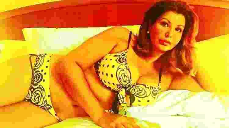 Roberta Close posa de biquíni aos 52 anos - Reprodução/Facebook - Reprodução/Facebook