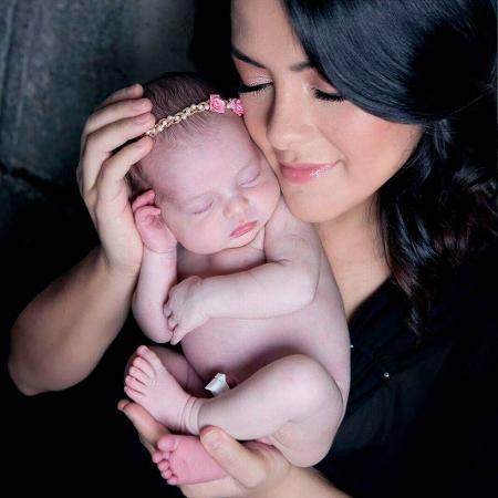Li Martins posa com a filha, Antonella - Reprodução/Instagram