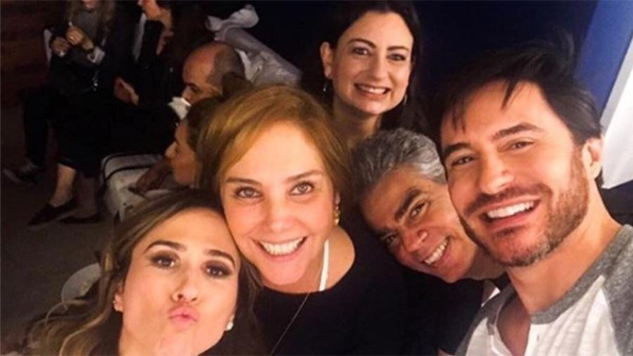 """A foto que Tatá Werneck postou e que Susana Vieira comentou: """"Que pena que não me convidou"""" - Reprodução/Instagram"""