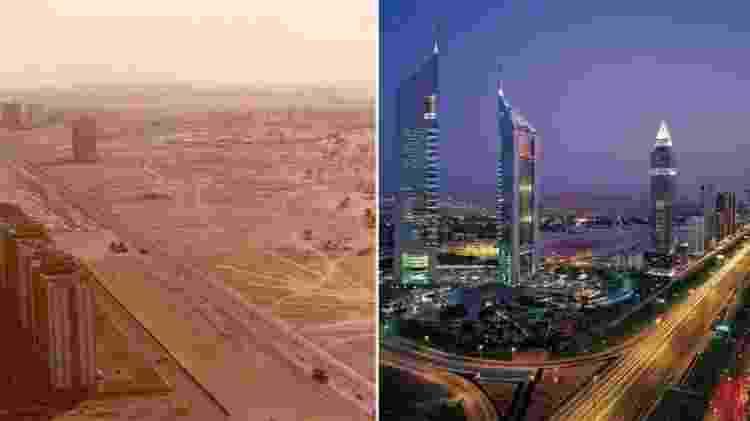 Divulgação/Dubai Tourism - Divulgação/Dubai Tourism