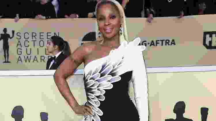 Mary J. Blige - Getty Images