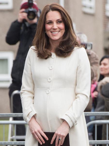 Kate Middleton, duquesa de Cambridge - AFP