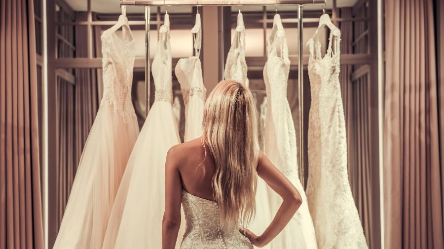vestidos de noiva - iStock