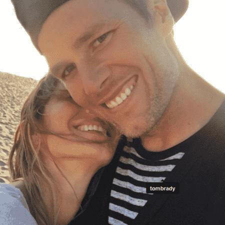Gisele Bündchen e Tom Brady - Reprodução/Instagram