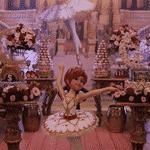 Decoração bailarina - Reprodução/Instagram
