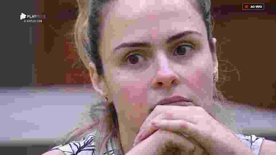 Ana Paula Renault conversa com Nadja Pessoa  - Reprodução/PlayPlus
