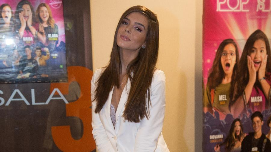 A atriz Giovanna Lancellotti - Francisco Cepeda/AgNews
