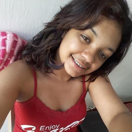 A mãe de Thayná engravidou após ser estuprada. Ela morou com o pai até os 14 anos - Arquivo Pessoal