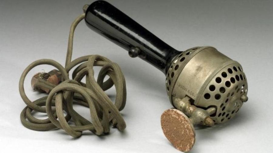 Vibrador mecânico de 1909 - Science Museum/Divulgação