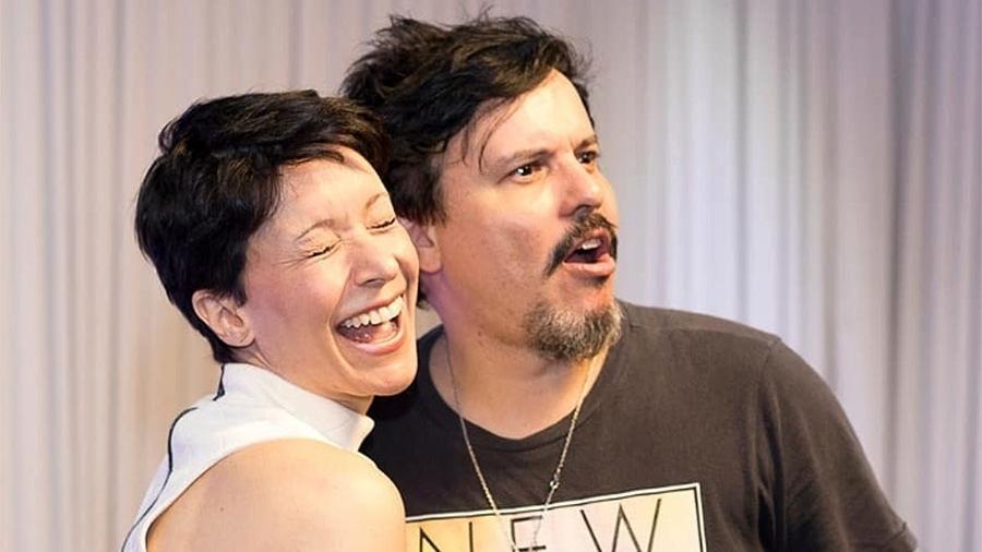 """Patricia Marx e Luciano Nassyn vão se reunir na turnê """"Trem da Alegria Celebration"""" - Reprodução/Instagram/@patriciaelucianocelebration"""