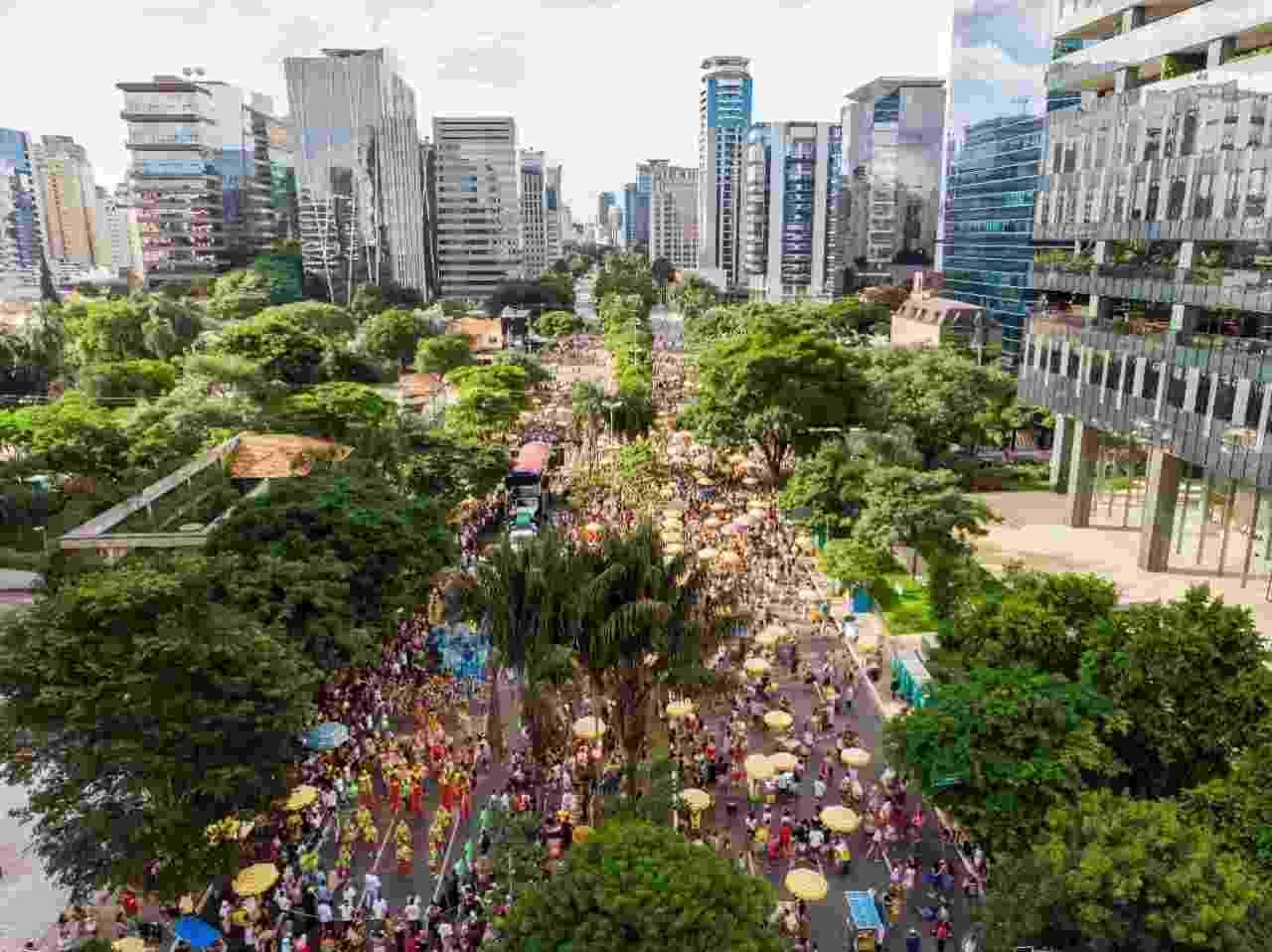 Bangalafumenga faz Carnaval inclusivo - Edson Lopes Jr./UOL