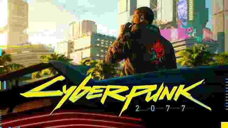 """Da CD Projekt Red (de """"The Witcher 3""""), """"Cyberpunk 2077"""" estará na E3, e pode aparecer na conferência da Microsoft. - Reprodução"""