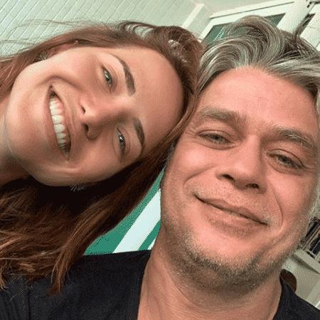 Leticia Colin e Fabio Assunção - Reprodução/Instagram