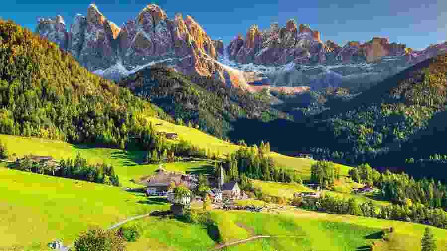 Dolomitas, na Itália - iStock