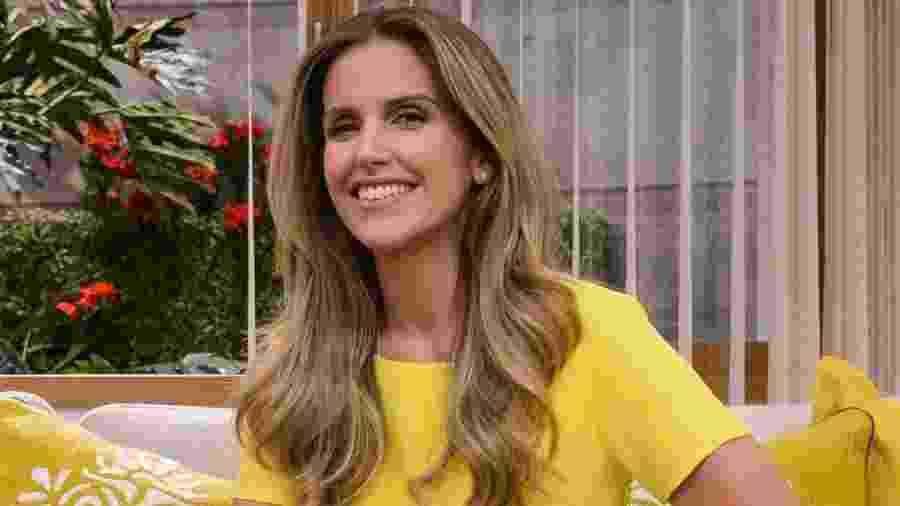 Mariana Ferrão, ex-Globo, agora é youtuber e faz ações publicitárias - Reprodução