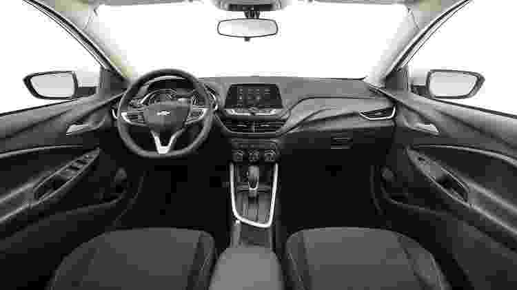 Interior tem acabamento de qualidade superior ao antigo modelo - Divulgação