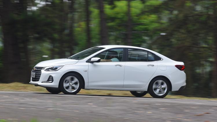 Recall não afetou as vendas   Onix Plus bate HB20 e Polo e é 4º carro mais vendido em novembro