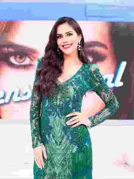 Daniela Albuquerque também se dedica ao cinema - Andrea Dallevo  Divulgação Rede TV!