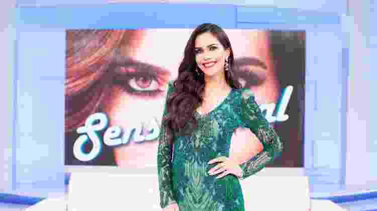 dani - Andrea Dallevo /Divulgação Rede TV! - Andrea Dallevo /Divulgação Rede TV!