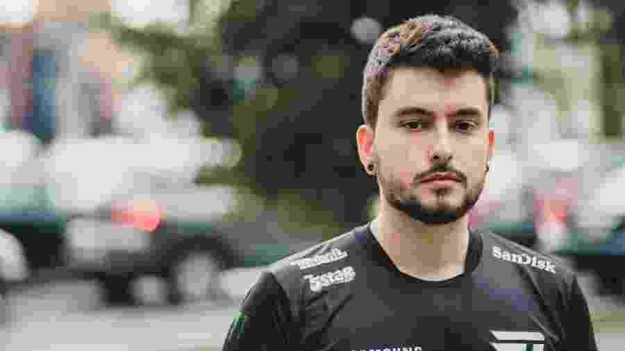 """Carlos """"Nappon"""" Rücker foi jogador da paiN Gaming entre 2018 e 2019 - Divulgação/paiN Gaming"""