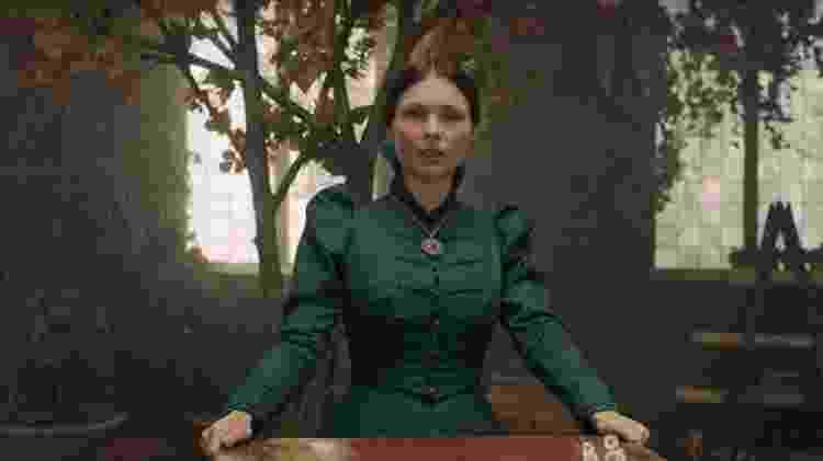 Tissaia de Vries em The Witcher - Reprodução - Reprodução