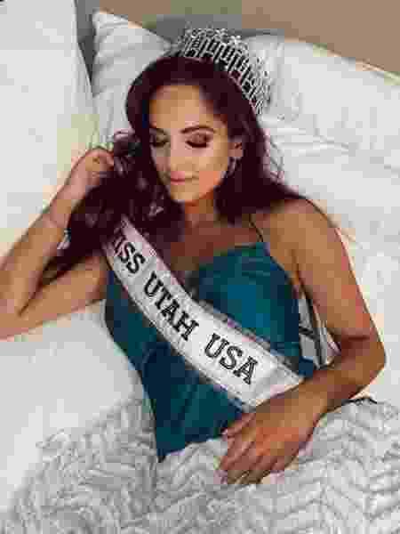 Rachel Slawson foi eleita Miss Utah - Reprodução/Instagram