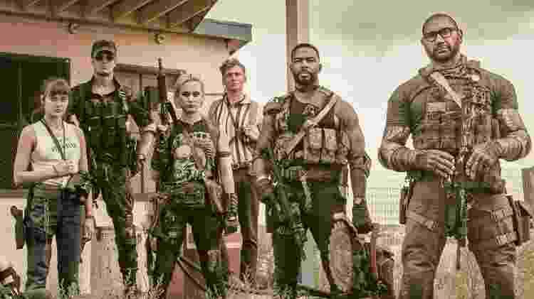 Imagem de Army of the Dead  - Reprodução - Reprodução