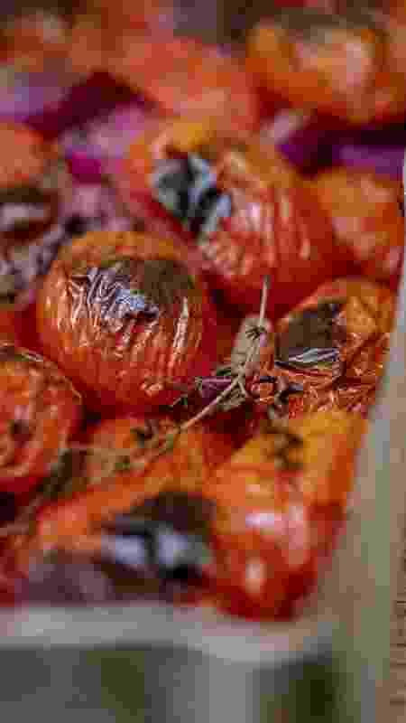 sopa de tomate - fornada - Mariana Pekin/UOL - Mariana Pekin/UOL