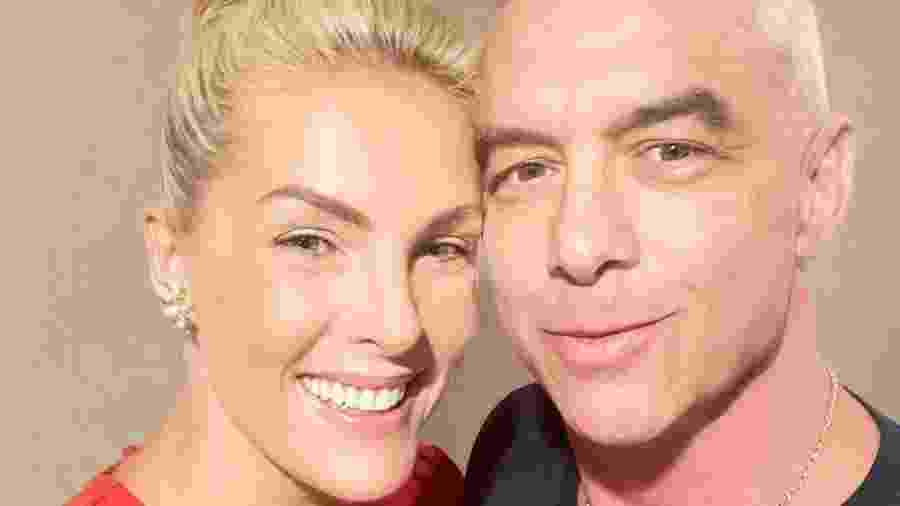 Ana Hickmann e o marido, Alexandre Correa - Reprodução/Instagram @ahickmann