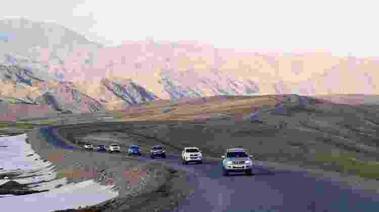 Road to London (Índia à Inglaterra) - Divulgação - Divulgação