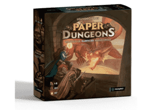 Paper Dungeons - Divulgação - Divulgação