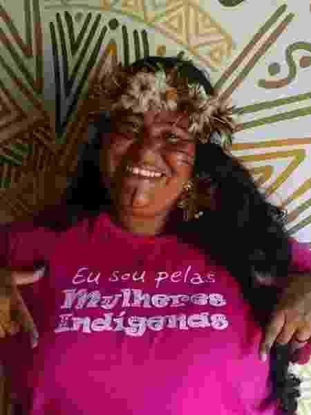 Potyra Tê Tupinambá é advogada e gestora da Rede Pelas Mulheres Indígenas - Arquivo pessoal - Arquivo pessoal