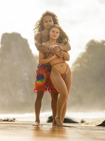 Vitão e Luísa Sonza - Reprodução/Instagram @luisasonza