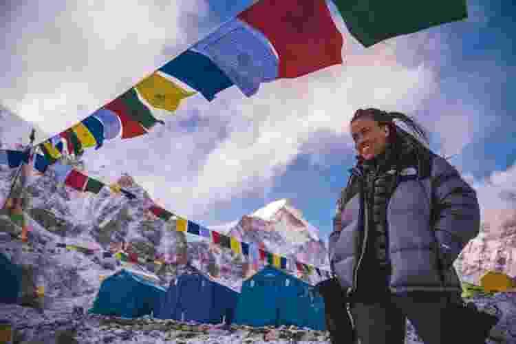 Aretha no Campo Base do Everest - Gabriel Tarso - Gabriel Tarso