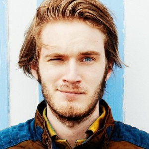 O youtuber PewDiePie