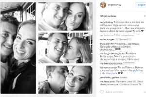 Reprodução/Instagram/angelicaksy