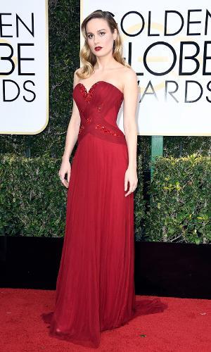 Globo de Ouro 2017: Brie Larson