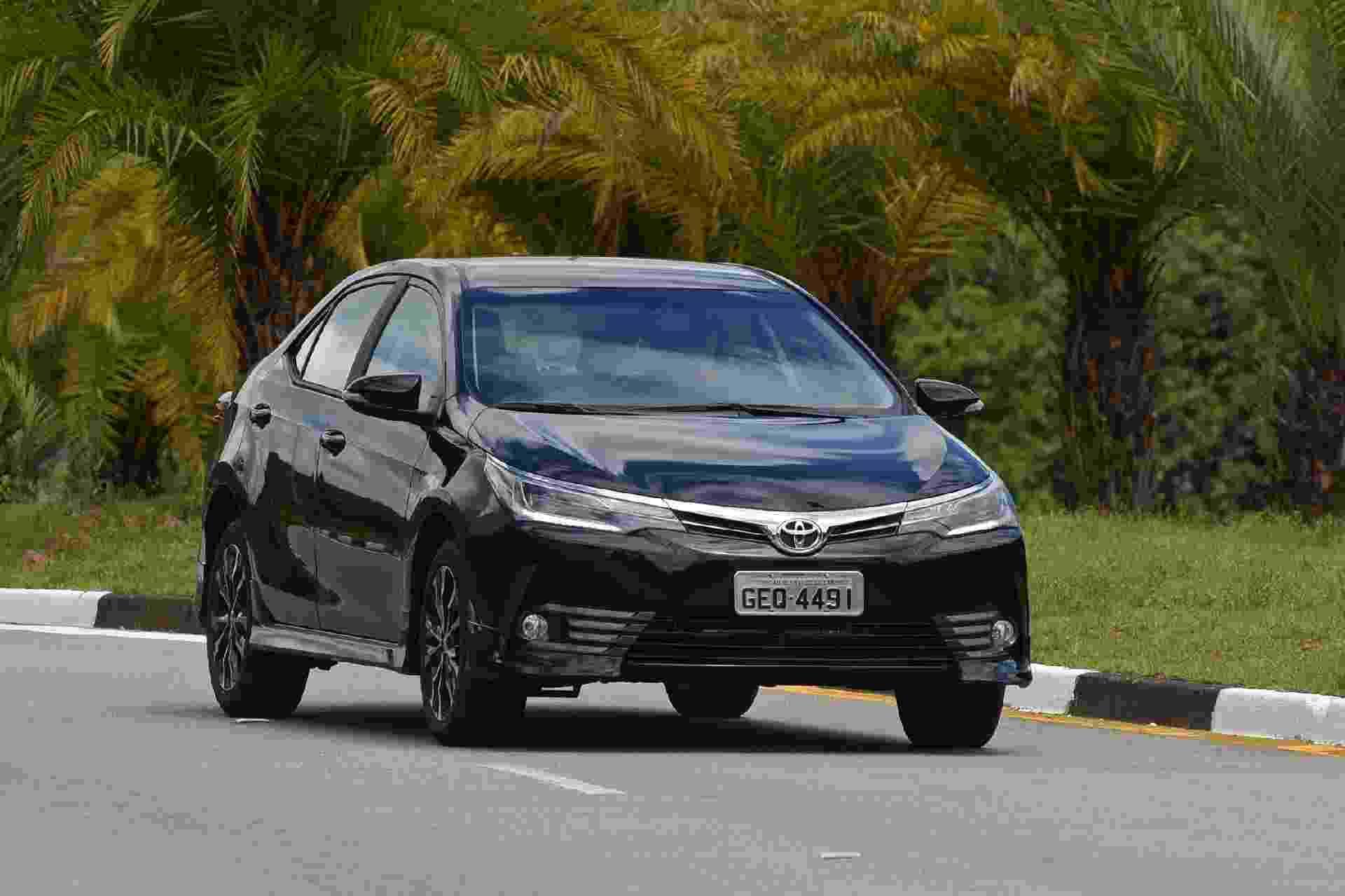 Toyota Corolla XRS - Murilo Góes/UOL