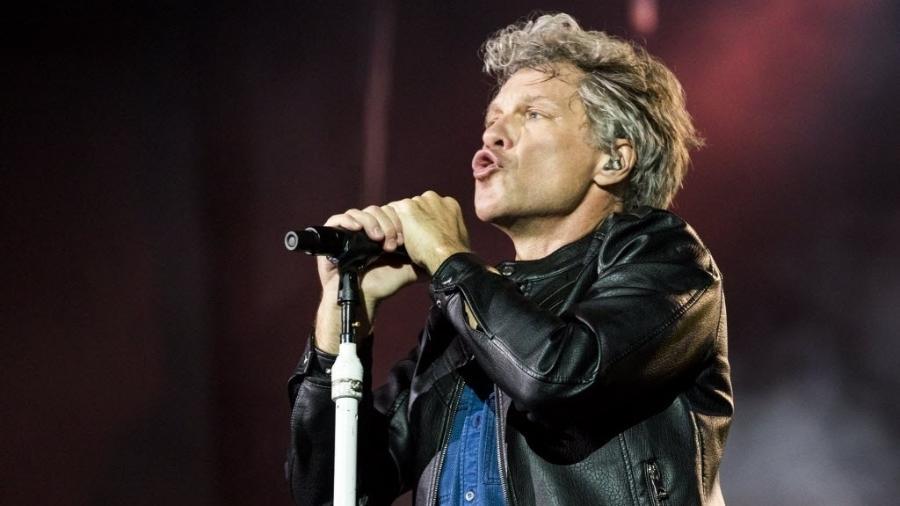 A banda Bon Jovi vem ao Brasil em setembro para uma série de shows, incluindo uma apresentação no Rock in Rio - Mariana Pekin/UOL