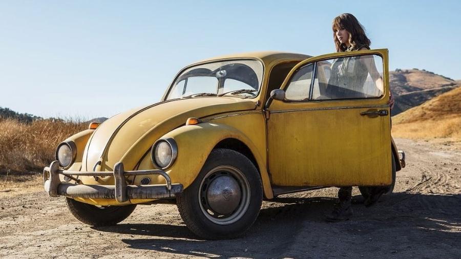 """Divulgada primeira foto de """"Bumblebee"""", spin-off da franquia """"Transformers"""" - Divulgação"""