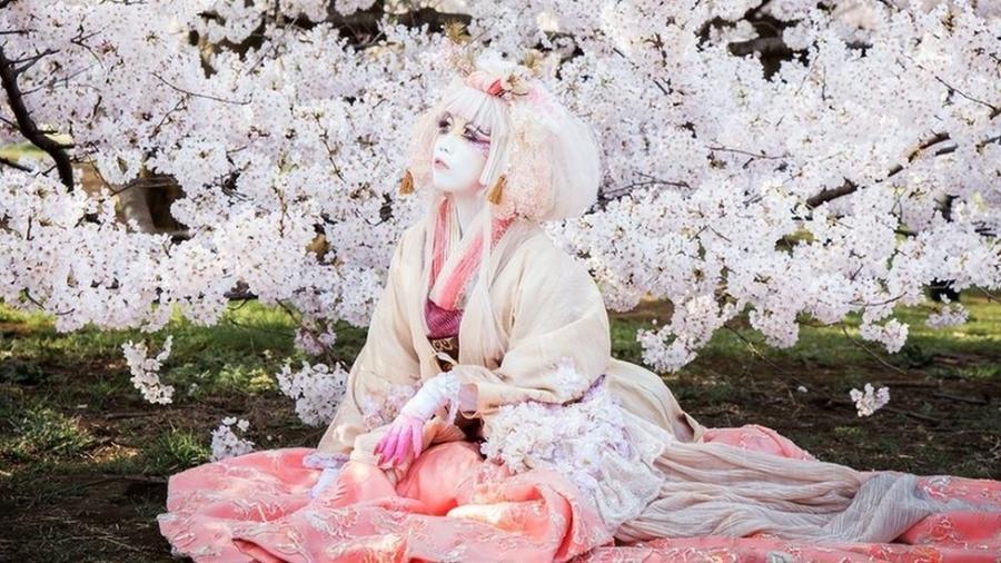 Minori diz que busca inspiração na natureza para sua arte - Teppei Takazawa / Minori